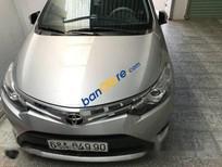 Bán Toyota Vios AT đời 2016, màu bạc
