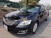 Bán Toyota Camry 2.0E đời 2008, màu đen, xe nhập số tự động