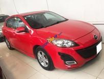 Chính chủ bán gấp Mazda 3 1.6AT sản xuất 2010, màu đỏ, nhập khẩu, giá 470tr