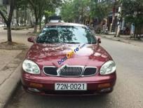 Bán ô tô Daewoo Leganza năm 1999, màu đỏ, xe nhập