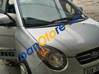 Bán xe Kia Morning MT đời 2008, màu bạc