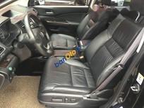 Bán Honda CR V 2.4AT đời 2013, màu đen