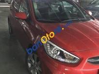 Bán ô tô Hyundai Accent AT sản xuất 2015, màu đỏ số tự động