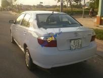 Cần bán gấp Toyota Vios MT năm 2005, màu trắng số sàn