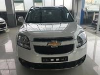 Bán xe Chevrolet Orlando LTZ 2018, hỗ trợ vay cao, lãi suất thấp, có xe giao liền