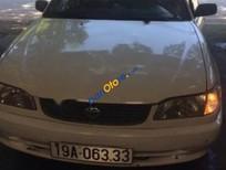 Cần bán Toyota Corolla 2001, màu trắng xe gia đình