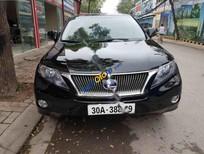 Cần bán xe Lexus RX 450H đời 2009, màu đen, nhập khẩu