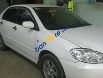Chính chủ bán Toyota Corolla Altis MT đời 2002, màu trắng