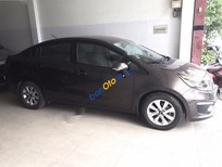 Cần bán lại xe Kia Rio AT năm 2015, màu nâu số tự động
