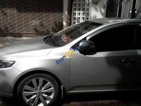 Bán Kia Forte năm sản xuất 2010, màu bạc, nhập khẩu