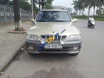Bán ô tô Ssangyong Musso đời 2003, nhập khẩu còn mới, giá 180tr