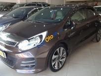 Cần bán xe cũ Kia Rio AT đời 2015, màu nâu