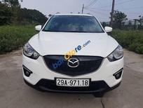 Bán ô tô Mazda CX 5 sản xuất 2013, màu trắng như mới