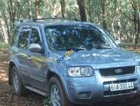 Cần bán xe Ford Escape 3.0V6 năm 2002, màu xanh