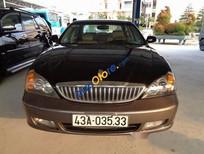 Cần bán lại xe Daewoo Magnus năm sản xuất 2004, màu đen, 228 triệu
