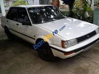 Bán Toyota Corolla năm sản xuất 1984, màu trắng, nhập khẩu nguyên chiếc số tự động