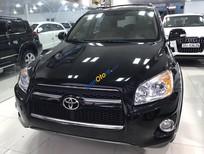 Bán Toyota RAV4 sản xuất năm 2010, màu đen, nhập khẩu