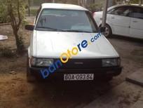 Cần bán Toyota Corolla đời 1985, màu trắng, giá chỉ 38 triệu