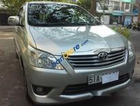 Bán xe cũ Toyota Innova E 2.0MT năm 2013 số sàn, 635 triệu