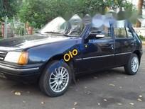 Bán ô tô Peugeot 205 đời 1987, màu xanh