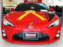 Cần bán Toyota FT 86 G năm 2012, màu đỏ, nhập khẩu nguyên chiếc