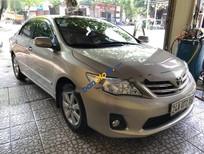 Bán Toyota Corolla altis 1.8G đời 2013, giá tốt