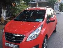 Bán Daewoo Matiz Groove 2011, màu đỏ, nhập khẩu, số tự động