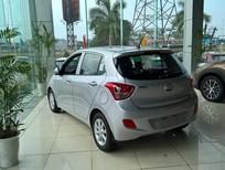 Bán xe Hyundai Grand i10 , màu bạc, nhập khẩu 0961637288