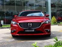 Bán Mazda 6 2017 ưu đãi tốt tại HCM