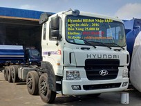 Xe Bồn Hyundai 5 chân HD360 thể tích 26 khối|Xi téc Hyundai 26000 lít đời 2016
