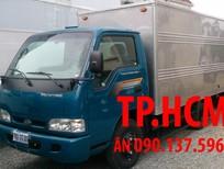 TP. HCM Thaco Kia Kia K165S 201, nhập khẩu nguyên chiếC, thùng kín inox 430