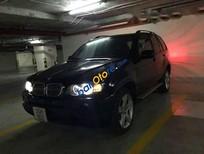 Cần bán BMW X5 sản xuất 2003, màu đen, xe nhập