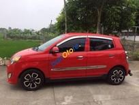 Bán xe Kia Morning AT đời 2010, màu đỏ, giá bán 340tr