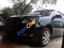 Cần bán xe Toyota Vios MT đời 2005, màu đen