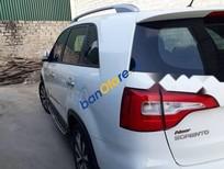 Cần bán Kia Sorento sản xuất 2014, màu trắng