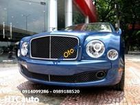 Cần bán xe Bentley Mulsanne sản xuất 2016, màu xanh lam, xe nhập