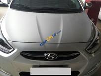 Bán ô tô Hyundai Accent 1.4AT, năm 2015, màu bạc, nhập khẩu