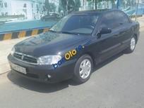 Bán xe cũ Kia Spectra đời 2004, màu đen số sàn