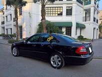Cần bán lại xe Mercedes E200 đời 2008, màu đen, giá chỉ 586 triệu