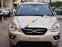 Cần bán gấp Kia Carens 2.0AT 2009, màu vàng giá cạnh tranh
