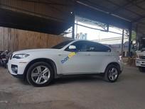 Cần bán gấp BMW X6 năm sản xuất 2008, màu trắng