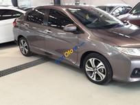 Bán Honda City 1.5 CVT năm sản xuất 2017, màu nâu