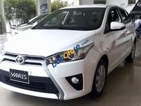 Bán xe Toyota Yaris đời 2017, xe mới, màu trắng