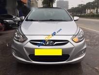 Bán Hyundai Accent 1.4AT 2012, màu bạc số tự động