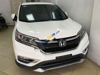 Bán Honda CR V 2.0 năm 2015, màu trắng