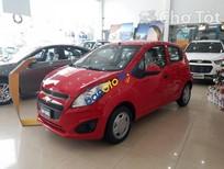 Cần bán xe Chevrolet Spark Van sản xuất 2017, màu đỏ