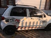 Bán Daewoo Matiz SE sản xuất 2005, màu trắng xe gia đình