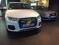 Bán Audi Q3 2.0T đời 2016, màu trắng, xe nhập