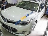 Cần bán xe Toyota Avalon Limited AT năm 2017, màu trắng, nhập khẩu nguyên chiếc