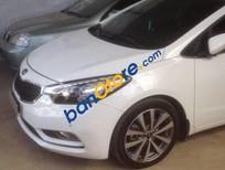 Cần bán gấp Kia K3 2.0 sản xuất 2014, màu trắng